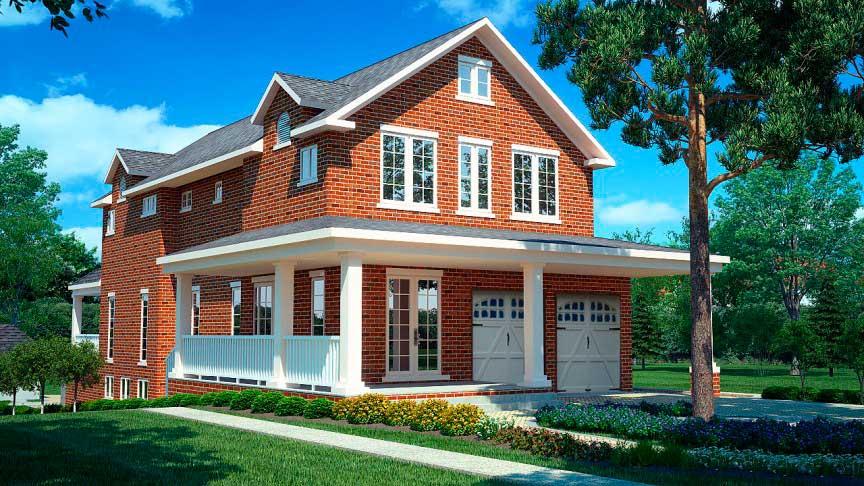York Mills-Windfields, Торонто – Средний капитал: $21.55 миллиона