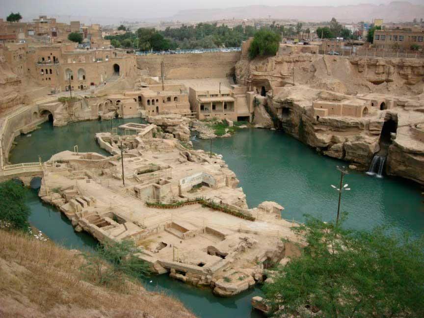 Сузы, Иран