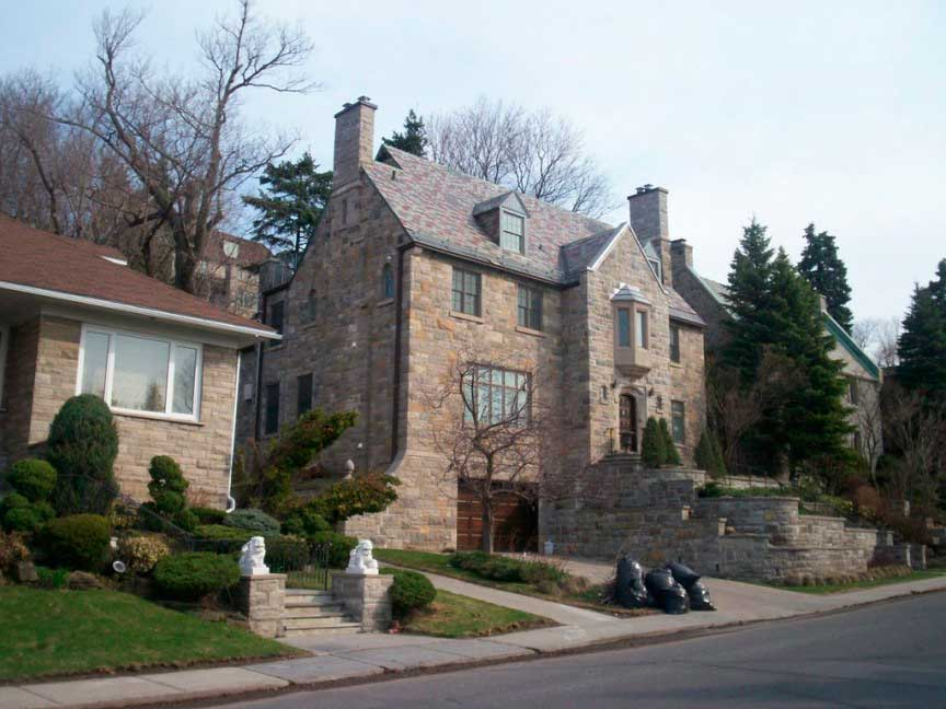 Лексингтон-Авеню, Westmount, Монреаль – средний капитал: $9.96 миллионов