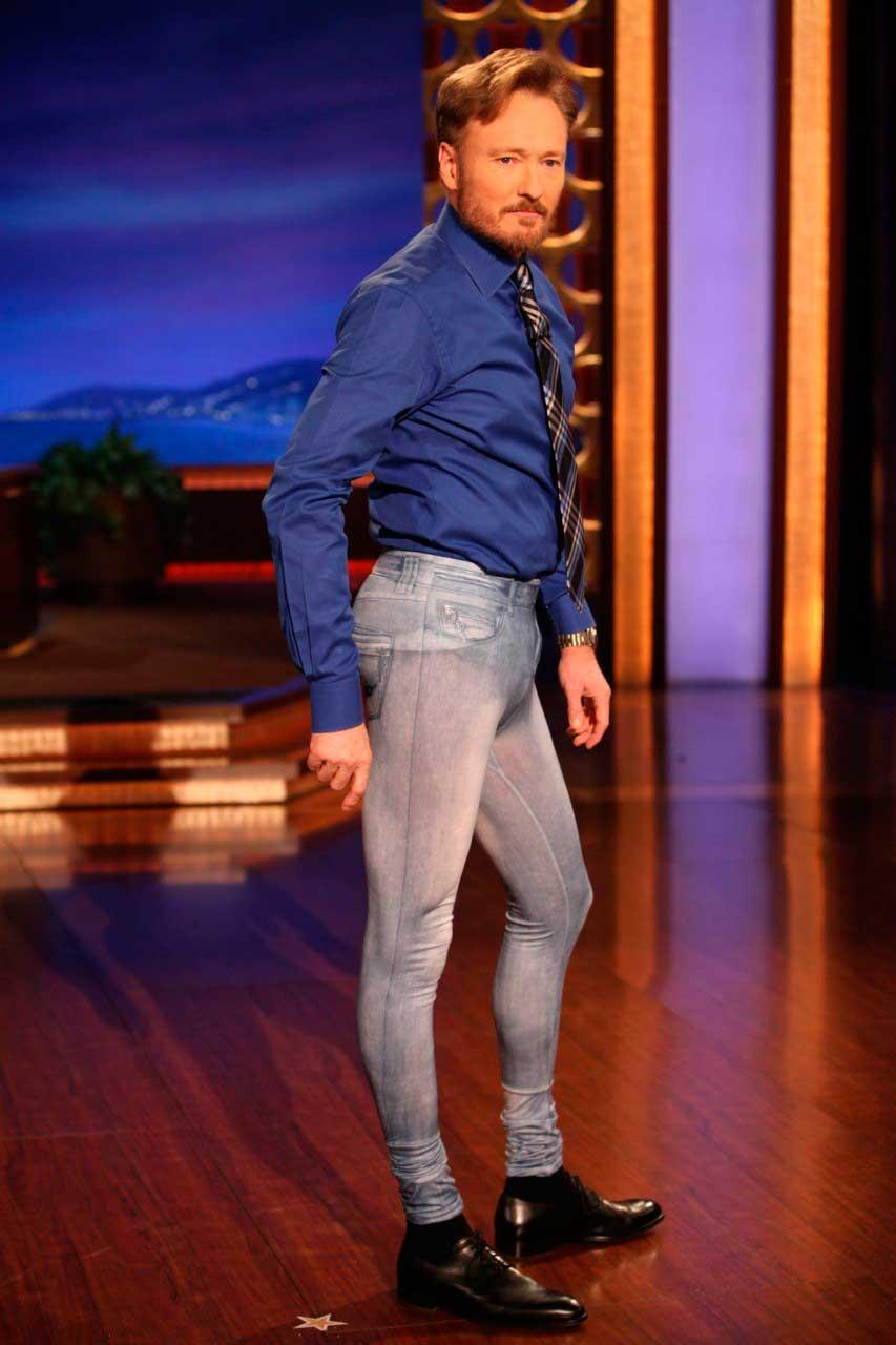 лишком обтягивающие джинсы