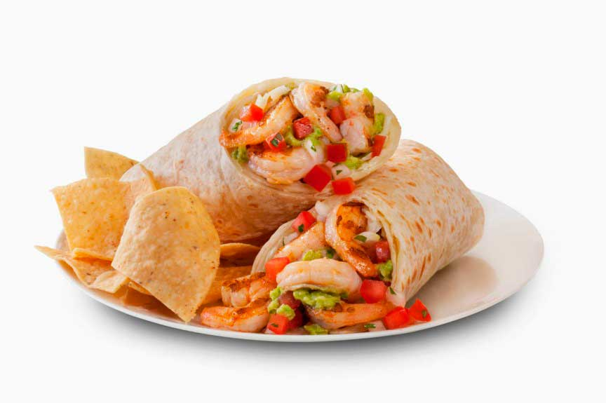 Baja свежий рыбный Wahoo Taco