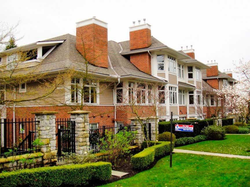 Керрисдэйл, Ванкувер – Средний капитал: $10.59 миллионов