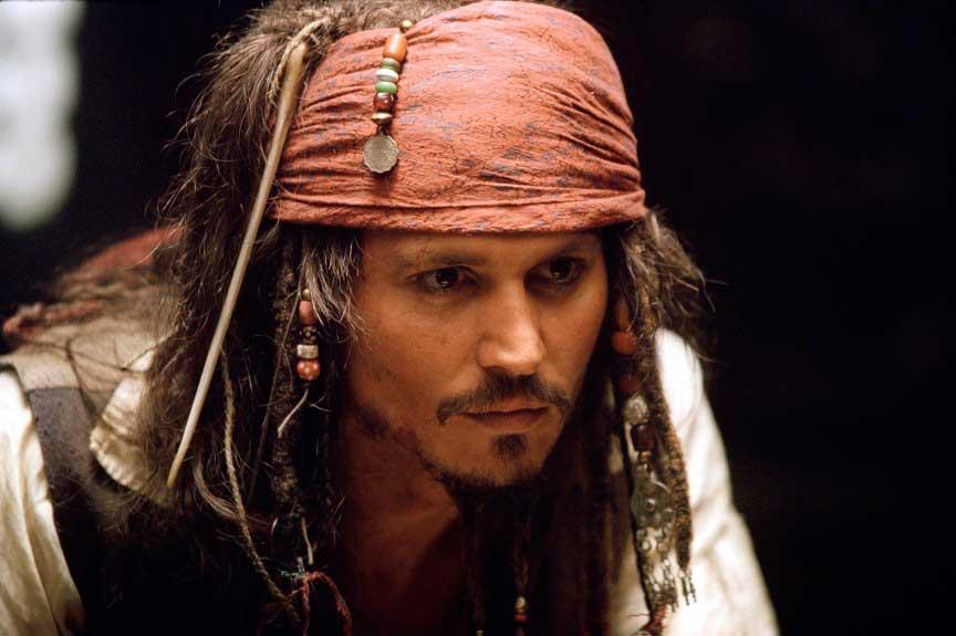 Джонни Депп, «Пираты Карибского моря»