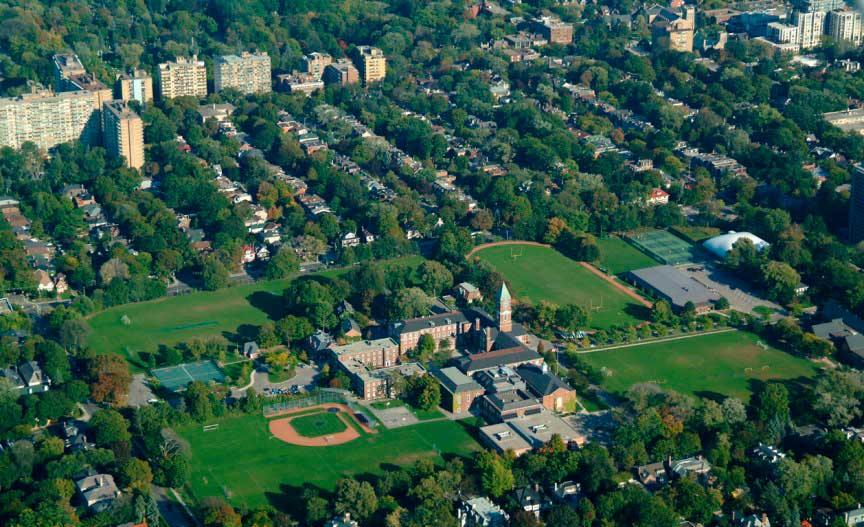 Форест-Хилл South & UCC, Торонто – Средний капитал: 10.63 миллионов
