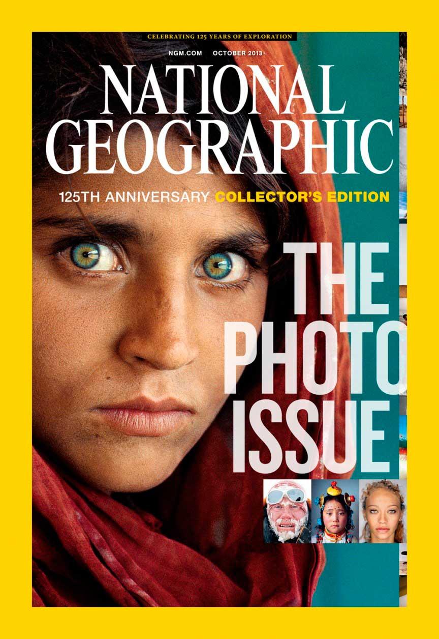 National Geographic был когда-то научным журналом
