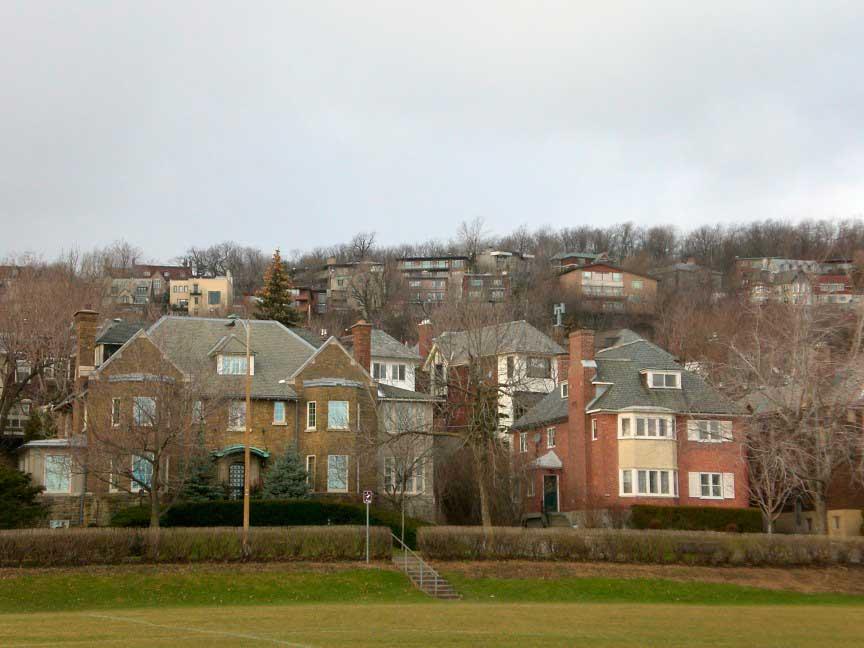 Парк саммита, Westmount, Монреаль – Средний капитал: $11.00 миллионов