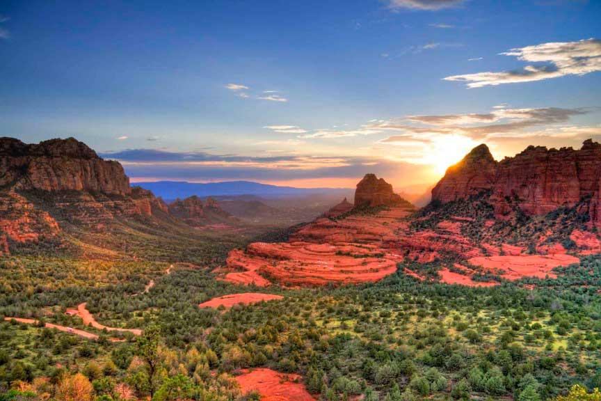 Седона, Аризона