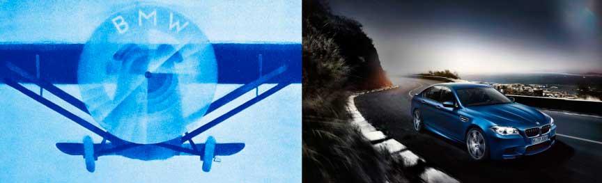 BMW изначально была самолетной компанией