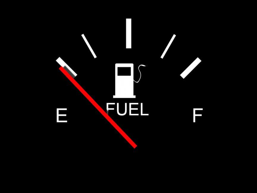 Незаконно ездить без бензина по автобану в Германии