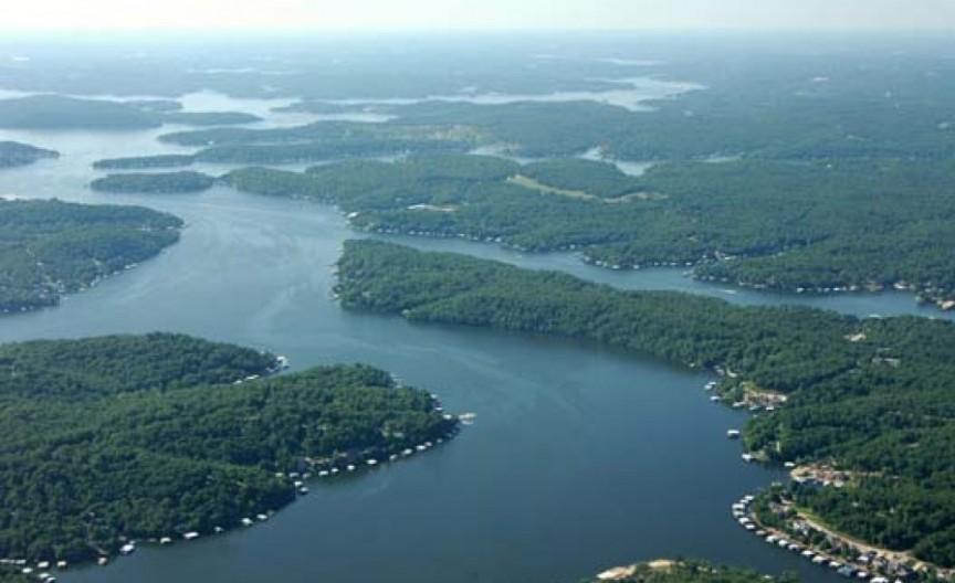 Озеро Озаркс