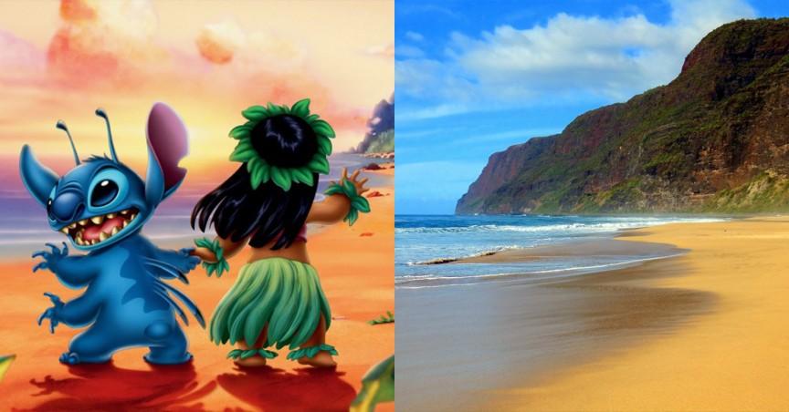 «Лило и Стич»: Кауаи (Kauai), Гавайи