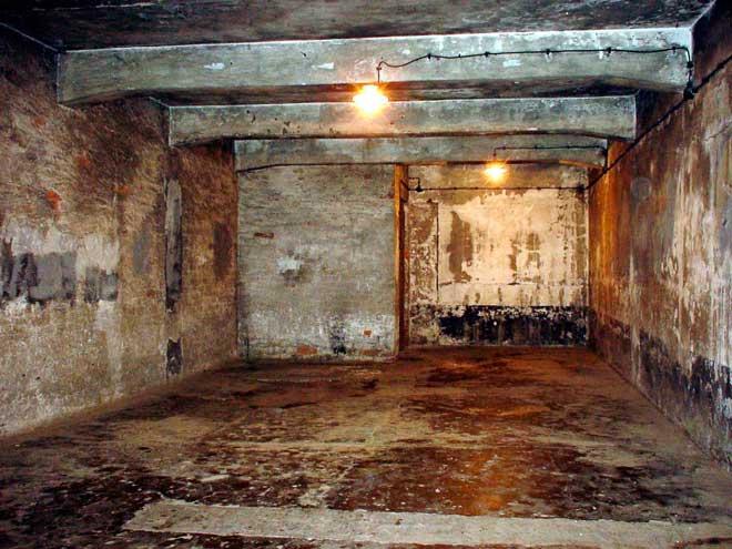Лагерь смерти Освенцима, Польша