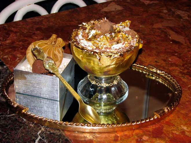 Замороженный шоколадный Haute: 25,000$