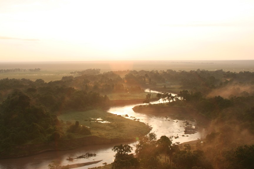 Мир Симбы в «Король Лев»: Серенгети (Serengeti) в Танзании и Кении