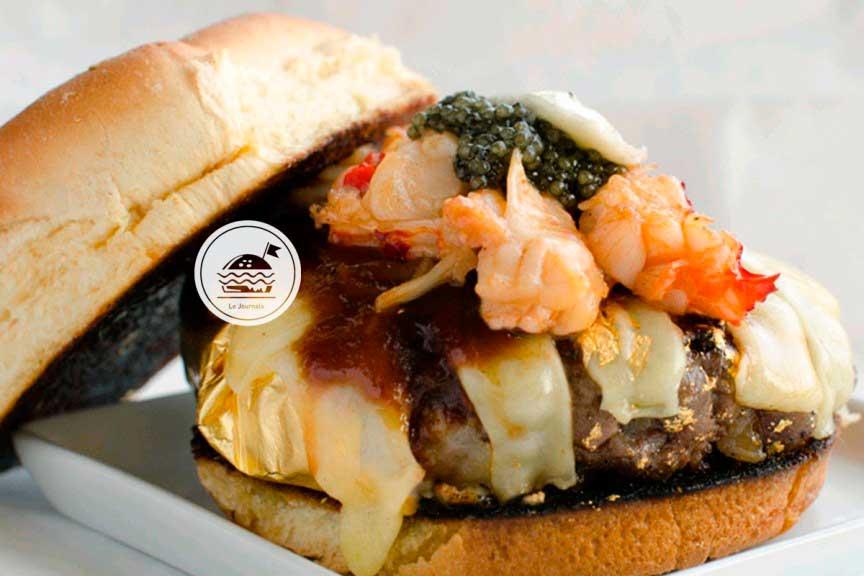 666 Бургер «Кретина» (666 Douche Burger)