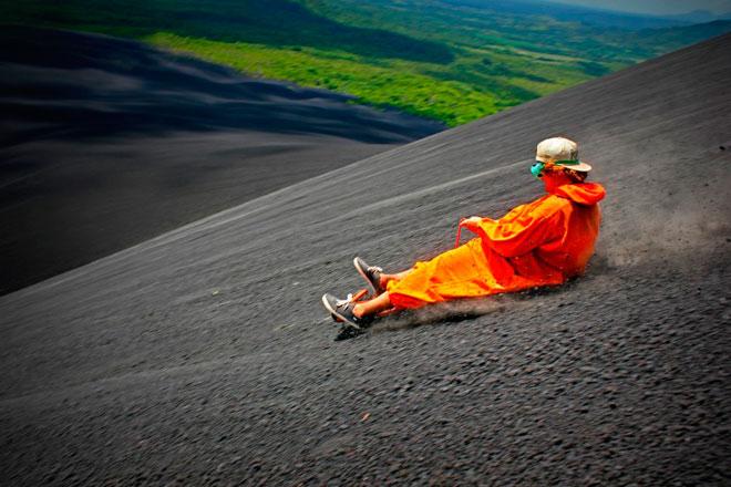 Вулканобординг