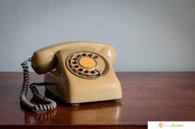Ротационные телефоны