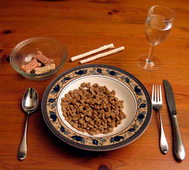 Дегустатор кормов для животных