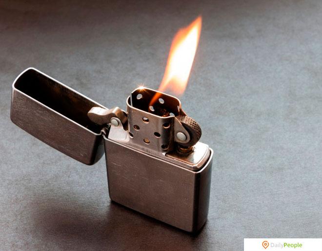 Пополняемые зажигалки
