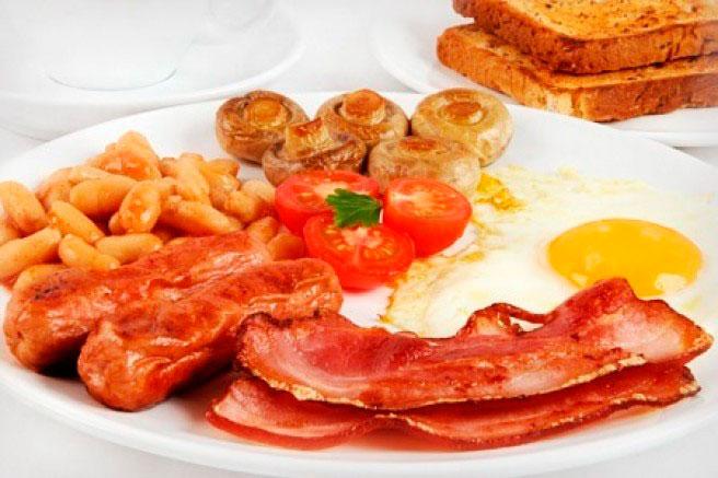 восхитительный завтрак Австралии