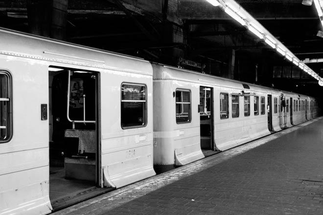 Поезд-призрак Silverpilen