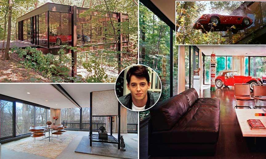 The Ben Rose House: «Выходной день Ферриса Буеллера»