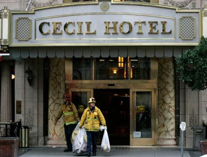 Ужасы отеля Cecil