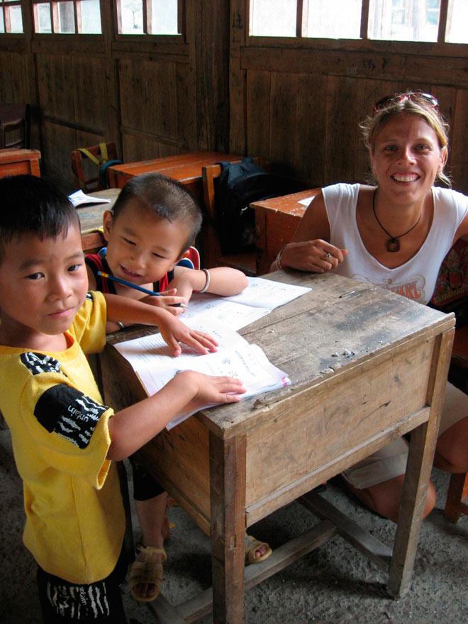Преподавание английского языка в Китае