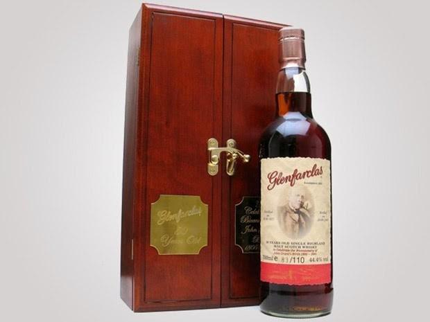 Гленфарклас 1955 (Glenfarclas 1955), 50 лет – 10 878 долларов