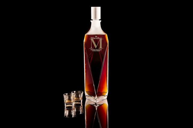 "Макаллан, «М» (1940 год) (Macallan ""M"" (1940)) – 631 850 долларов"