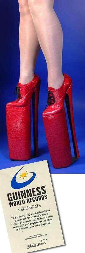 LadyBWear Limited, Lace-Up Platform Shoes, $1167