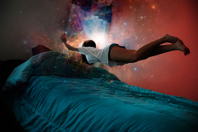 Осознанный сновидения