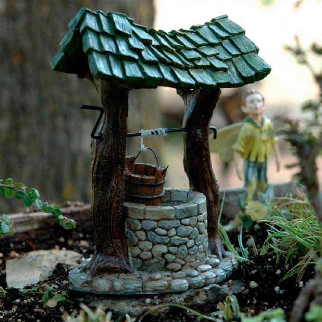 Волшебный сад, хороших желаний