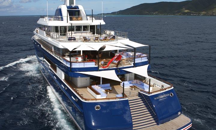 Яхта Northern Star
