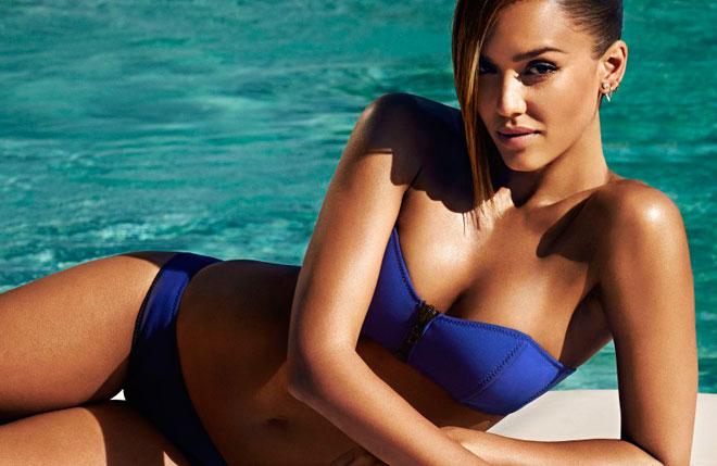Jessica Alba – самая молодая и самая сексуальная девушка «Максим»