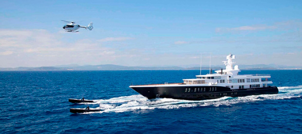 Яхта Air