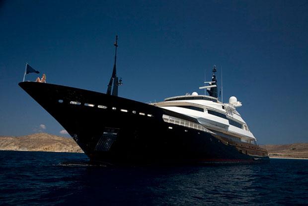 Яхта Alfa Nero