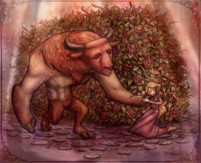 Красавица и чудовище