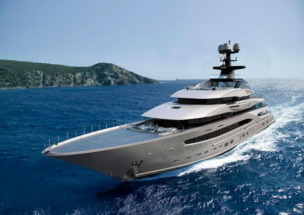 Яхта Kismet II