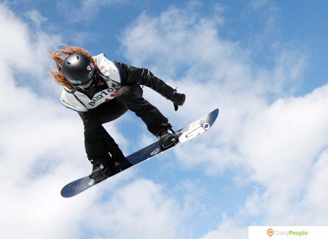 Шон Уайт – Сноубордист
