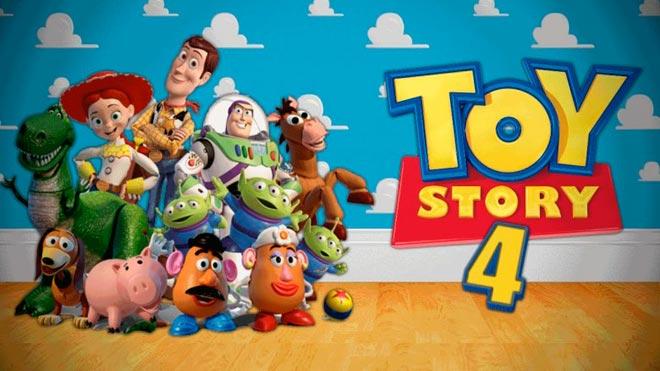 История игрушек 4 (2017)