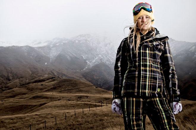 Ханна Тетер – Сноубордист