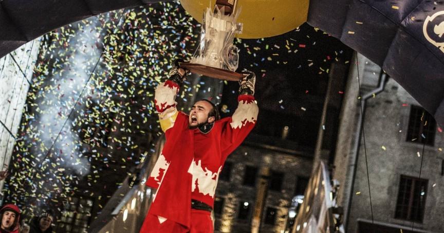 Дерек Уэдж, Швейцария – две победы, один чемпионат мира