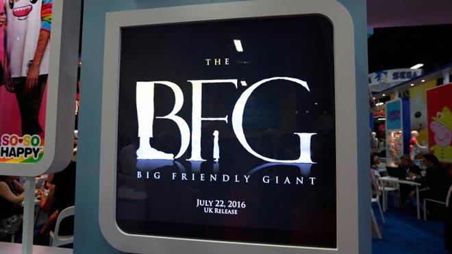 BFG (2016)