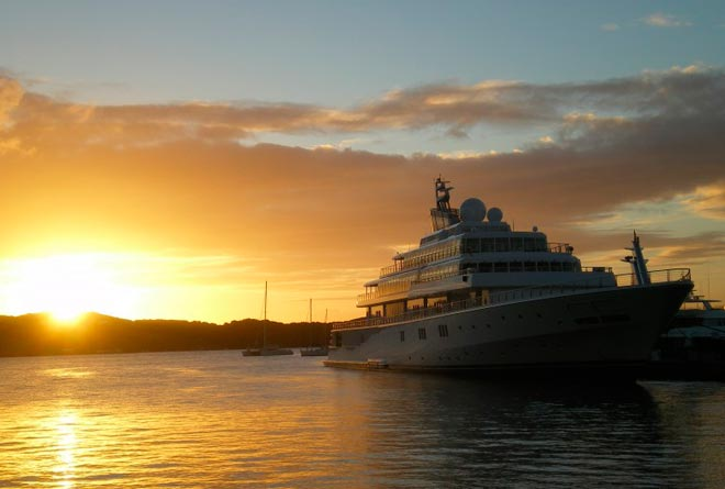Восходящее солнце Дэвида Геффена: 250 миллионов долларов
