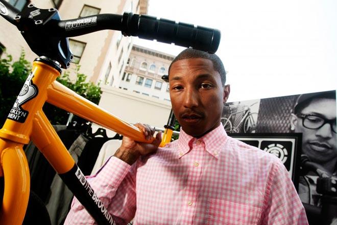 Фаррелл Уильямс владеет Bicycle Company