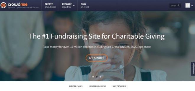 Эдвард Нортон открыл веб-сайт краудфандинга для благотворительных учреждений