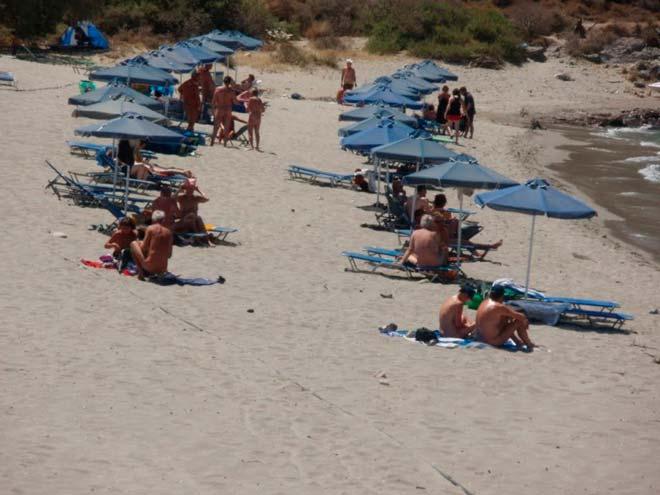 Пляж Плакиаса – Крит, Греция
