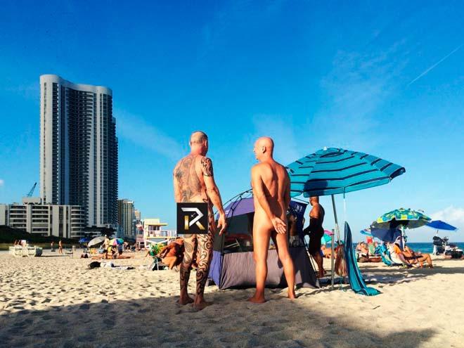 Пляж Haulover – Майами, Флорида