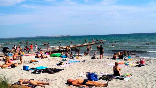 Bellevue Beach – Копенгаген, Дания